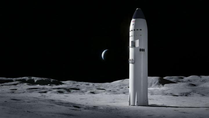 NASA SpaceX Blue Origin Dynetics Lua