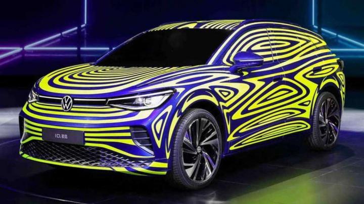 Volkswagen carros elétricos concessionários vender