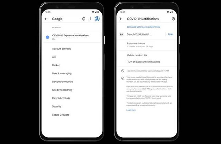Apple and Google reveal how Exposure Notification apps work ...
