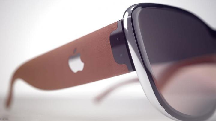 Apple Glasses concept image