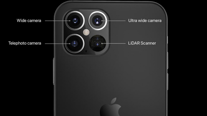 iPhone 12 hasn't even been released yet and there are rumors about the iPhone 13 cameras