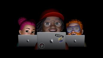 Imagem WWDC Apple