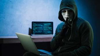 Imagem ilustração de ciberdelinquentes apanhados pela Check Pint