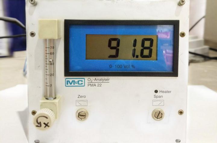 COVID-19: FEUP cria concentrador de oxigénio de baixo custo