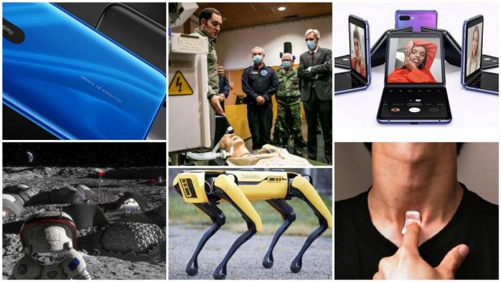 E os destaques tecnológicos da semana que passou foram... - MIUI, Xiaomi, Samsung Galaxy iPhone, ciência