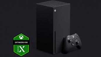 Imagem consola Microsoft Xbox X
