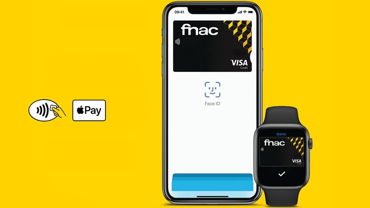 Apple Pay reaches FNAC customers. Pay without touching the terminal