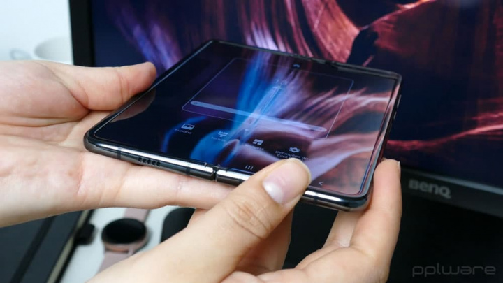 Imagem Samsung Galaxy Fold Lite