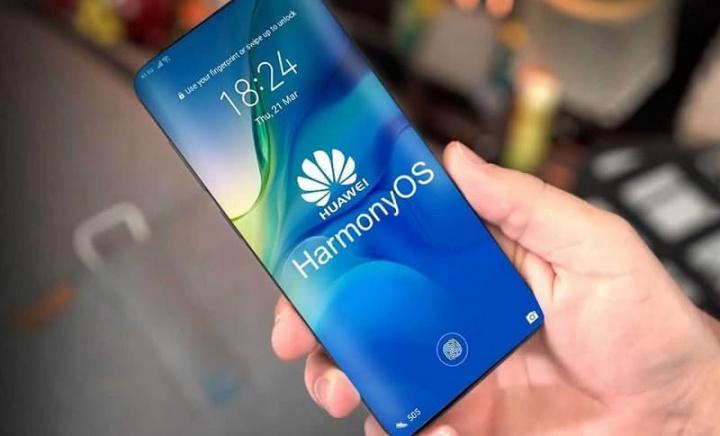 Imagem sistema operativo da Huawei