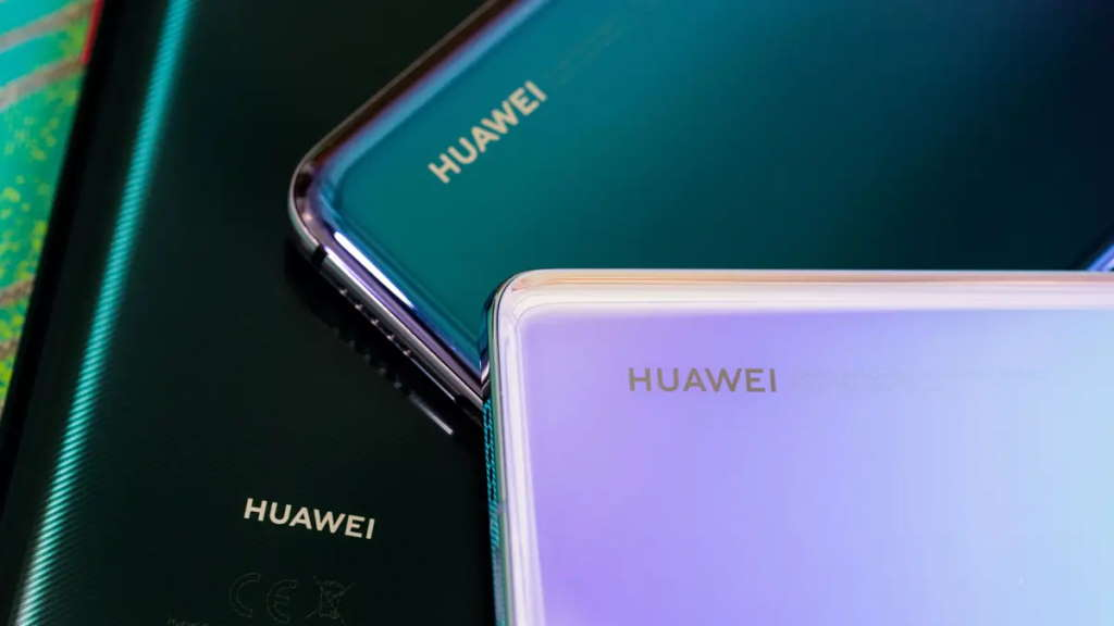 """Huawei submitted a patent for an """"under display"""" camera"""