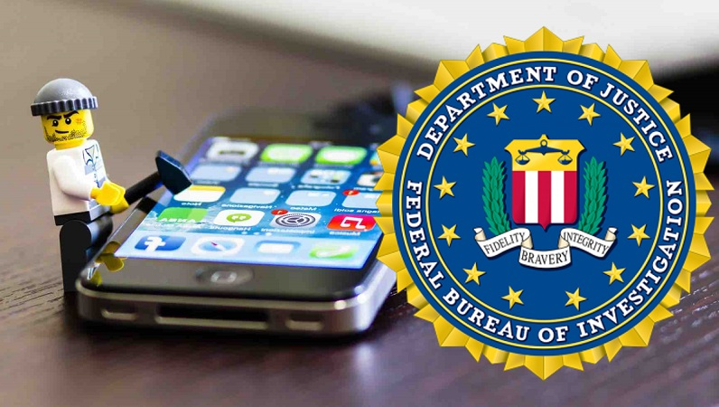 Without the help of Apple, the FBI has already managed to unlock the sniper iPhone ...