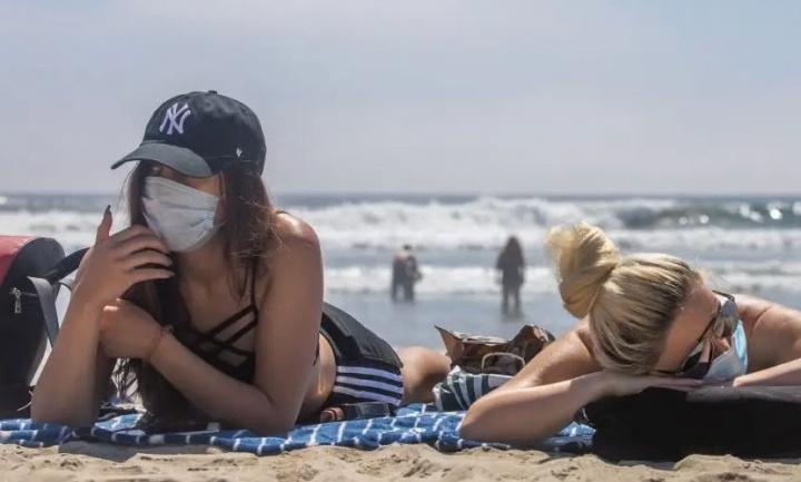 Info Praia: A app que lhe vai dizer se pode ir à praia