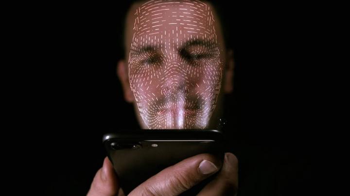 Imagem Face ID sem máscara como funciona