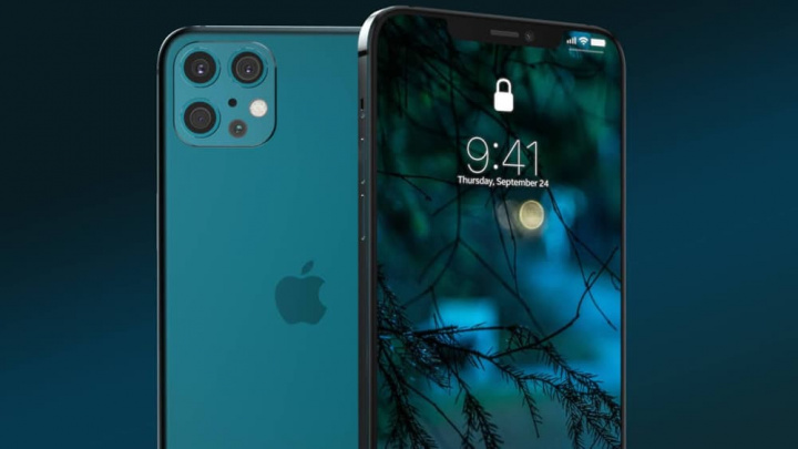 Imagem iPhone 12 Apple