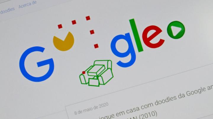 Descubra os melhores jogos do Google Doodle