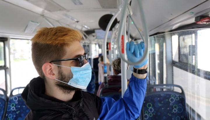 Transportes Públicos: Não usar máscara dá multa até 350 euros