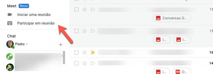 Já espreitou o Gmail? Agora tem lá também o Google Meet...