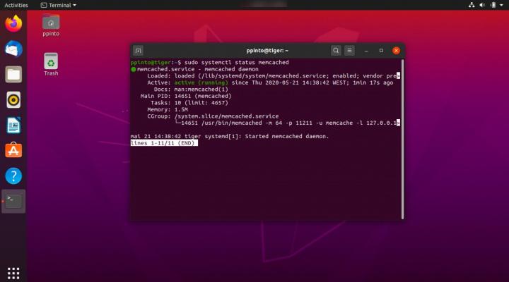 Dica: Com instalar e configurar o memcached no Ubuntu