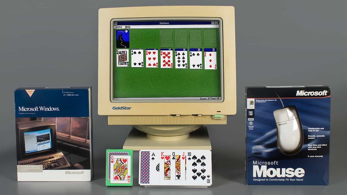 Microsoft Solitaire celebrates 30 years ... who has never played Windows Solitaire?