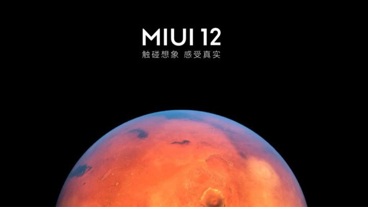 Xiaomi MIUI 12 ROMs testar smartphone