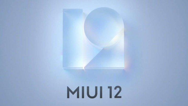 MIUI 12 smartphones interface Global Xiaomi