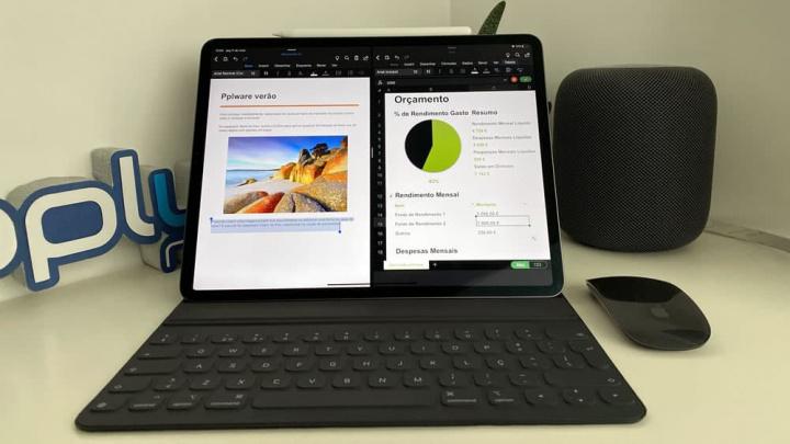 Imagem Microsoft Office para iPad