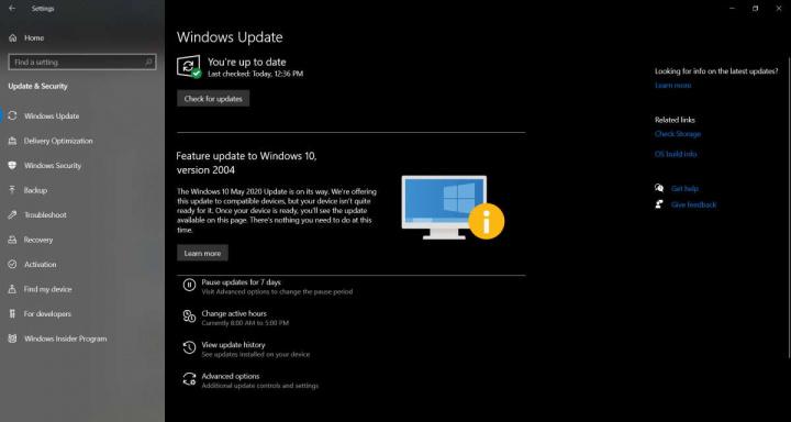 Windows 10 atualização notificação Microsoft problemas