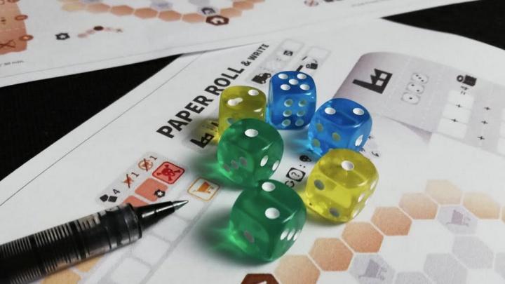 A Magia dos Jogos de Tabuleiro - O jogo