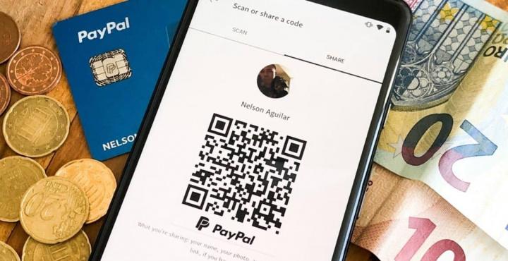 Portugal: Já pode fazer pagamentos com o PayPal via QR Code