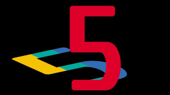 Imagem PlayStation 5 logo