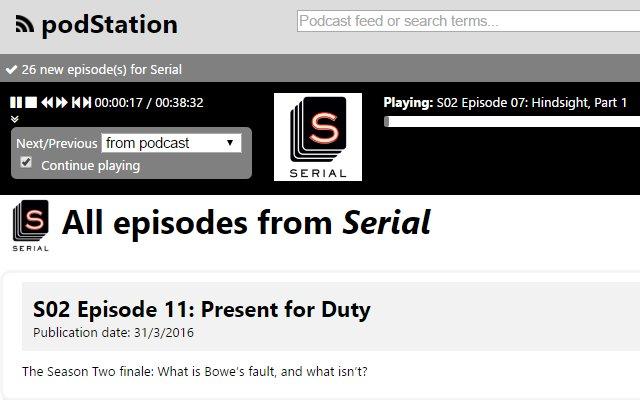 podcast-extensão chorme