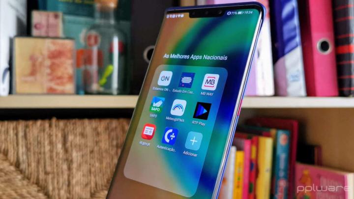 Huawei AppGallery apps loja