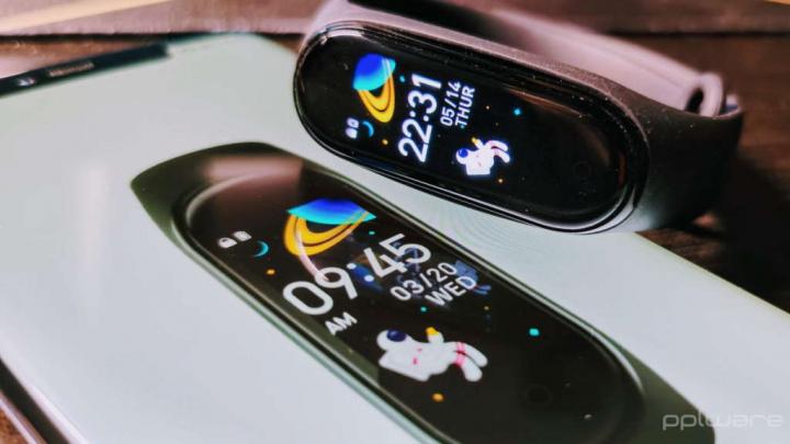 Mi Band 5 Xiaomi smartband imagens novidades