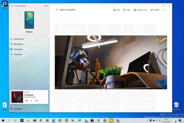 Windows 10 Microsoft Android apps music