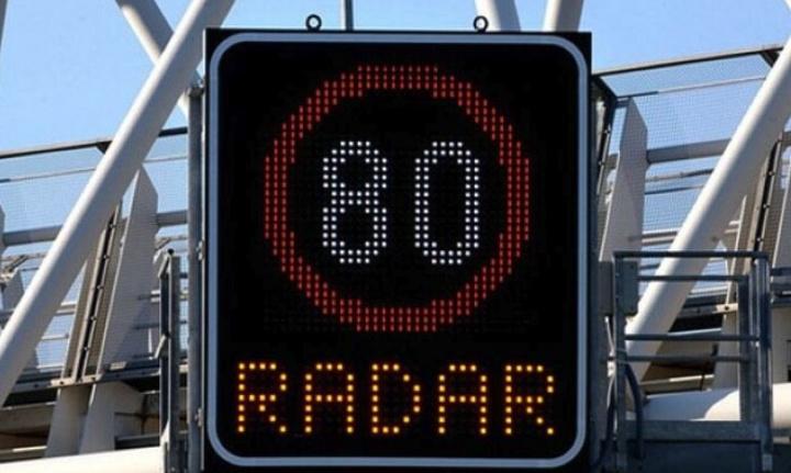 Radares de velocidade: ANSR vai gastar 1,6 milhões de euros até 2022