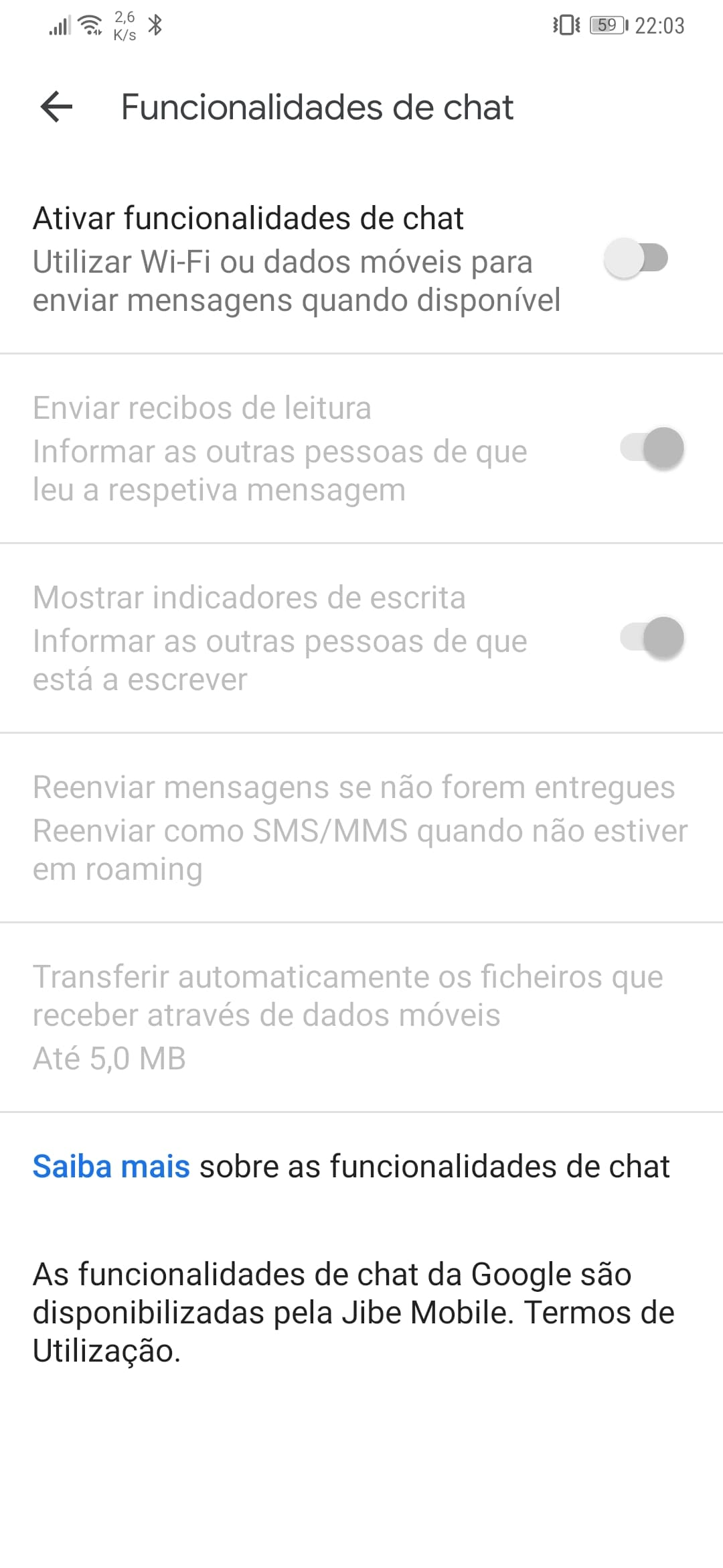 Goodbye SMS! RCS reached NOS, Nowo and MEO customers