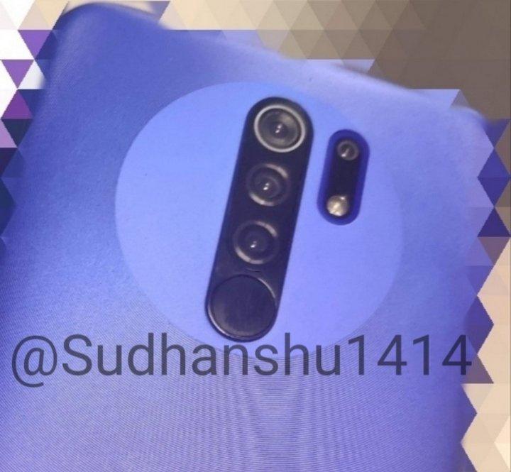 Redmi 9 surge no site da Xiaomi