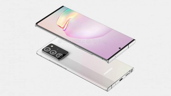 Samsung Galaxy Note 20 deverá chegar a 5 de agosto em Unpacked virtual
