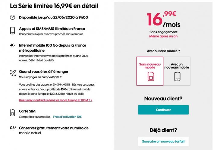 Internet móvel: 100 GB por apenas 16,99 euros? Há um operador que tem...