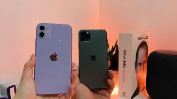 Imagem iPhone 11 e iPhone 11 Pro Max