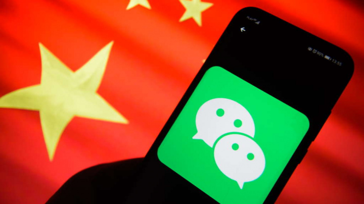 WeChat China monitorizar censura conversas