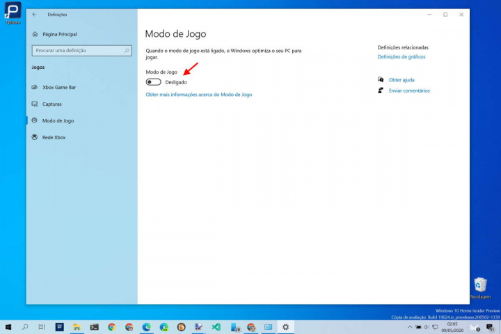 Windows 10 problemas jogos solução