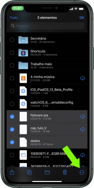 Tip: How to create ZIP files natively on your iPhone