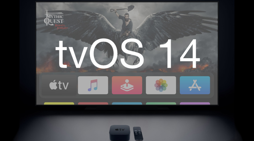 tvOS 14: É este o renovado sistema para a Apple TV