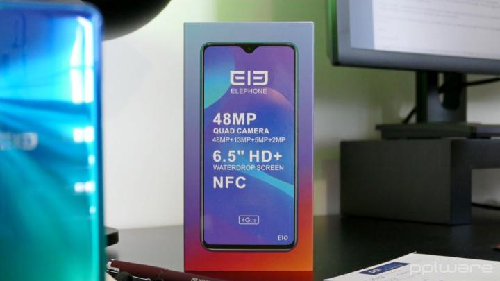 smartphone Elephone E10
