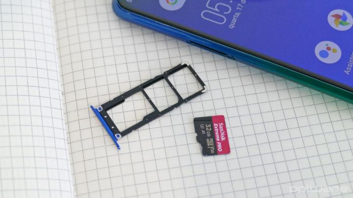 O Design do Elephone E10