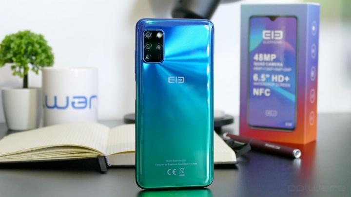 Análise: smartphone Elephone E10, um design moderno a baixo custo