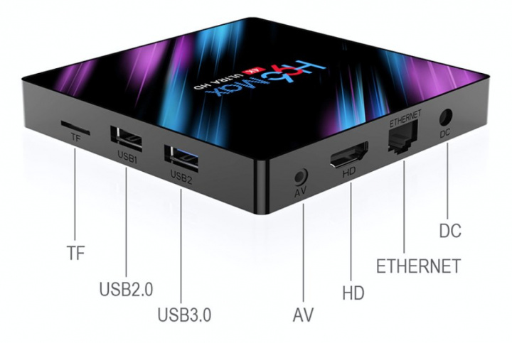 box android - Rockchip RK3318