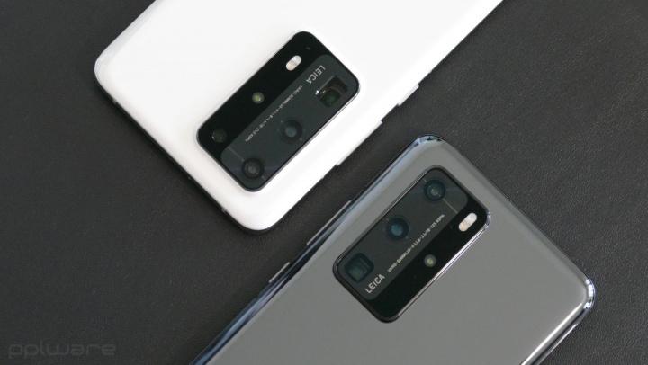Huawei regista patente de smartphone com câmara por baixo do ecrã e botões virtuais
