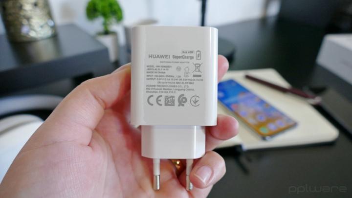 Huawei está a trabalhar em tecnologia de carregamento rápido de baterias a 200W
